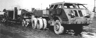 Pacific Tractor