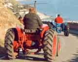 Tractors on the Road Run